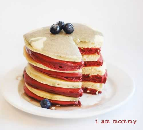 Memorial Day Pancakes