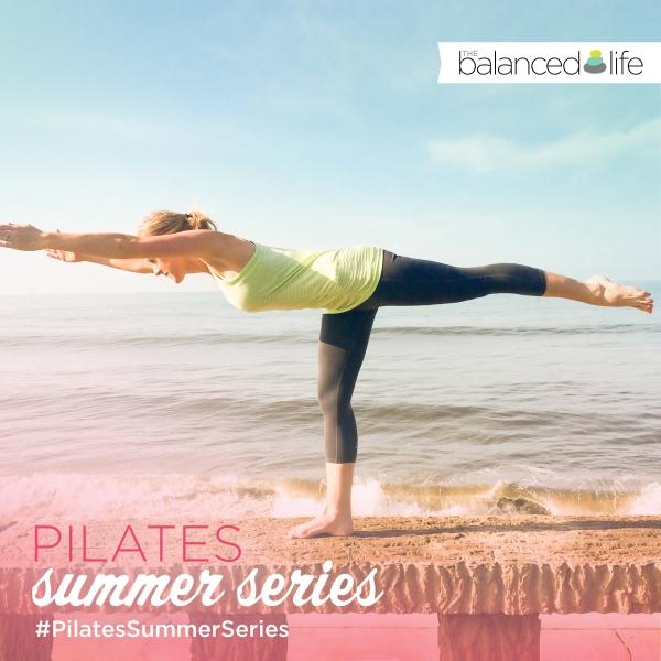 pilates summer series
