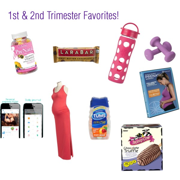 1st & 2nd Trimester Favorites!